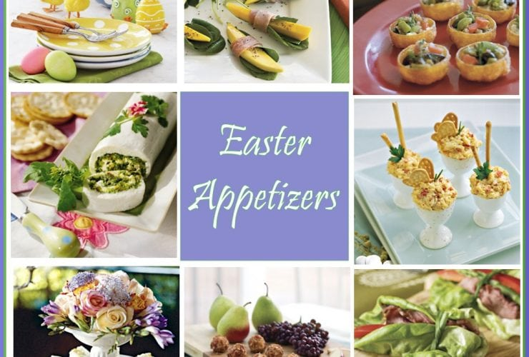 Top 7 Easter Appetizers