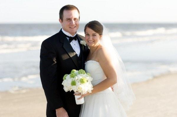 St. Simon's Island Wedding