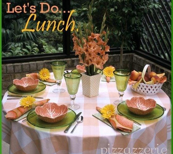Ladies Luncheon + Recipe