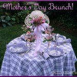 Mother's Day Brunch