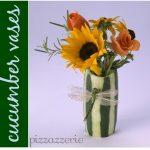 cucumber vase