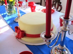 Madeline Party Cake