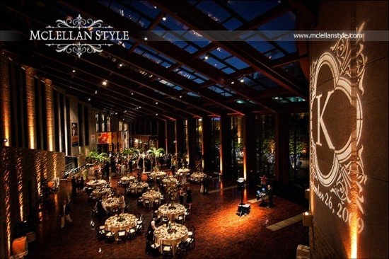 Country Music Hall of Fame Wedding Reception