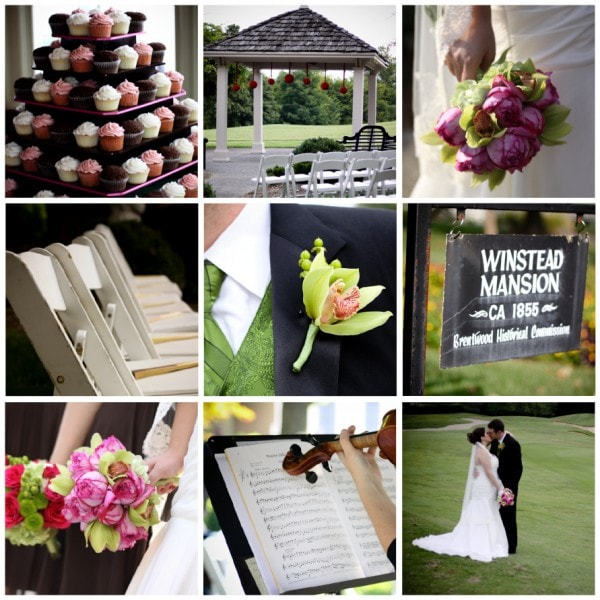 Governors Club Tennessee Wedding