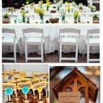 Wedding Showcase {7} Yellow & Gray