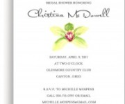 bridalSHOWERinvitationsORCH