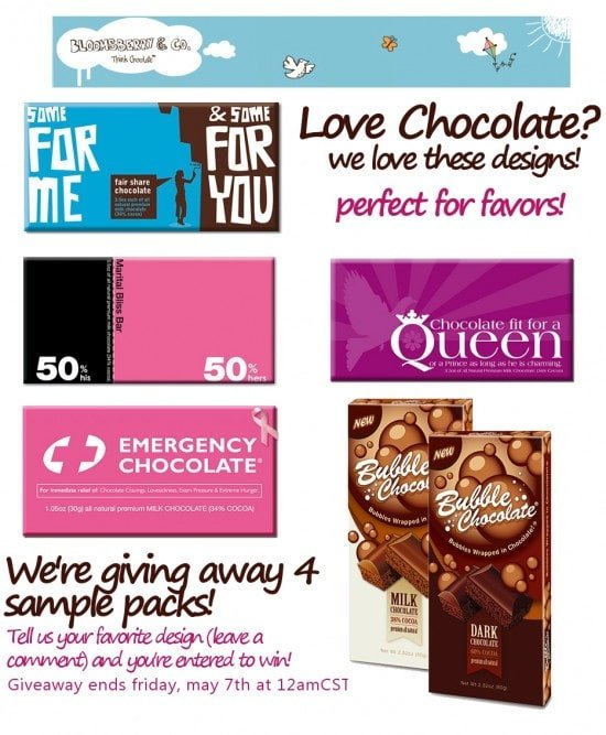 Chocolate Giveaway