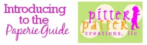 Paperie Guide: Pitter Patter Creations