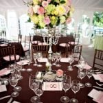 Wedding Floral Centerpiece