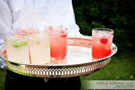 Mason Jar Drinks
