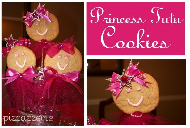 Princess Tutu Cookies