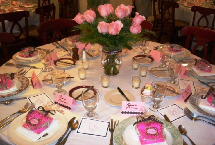 Ladylike Bridal Shower!