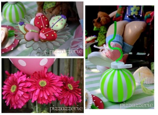 Seashell Girls' Birthday Party