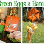 Green Eggs & Ham Party