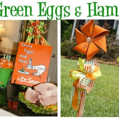 Green Eggs & Ham Party