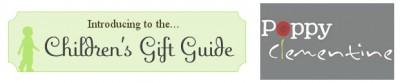 Children's Gift Guide: Poppy Clementine