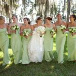Southern Green Wedding