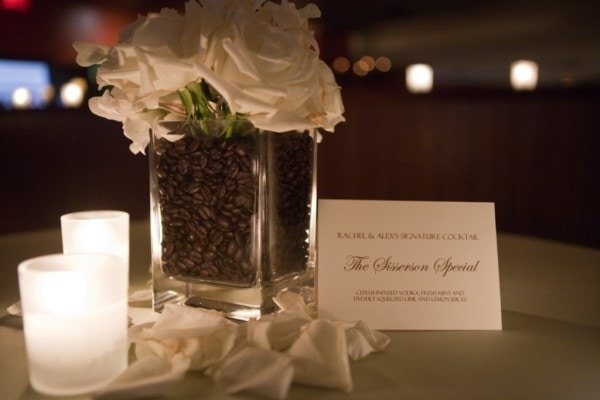 Signature Drink Wedding