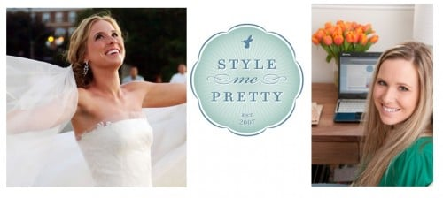 Style Me Pretty: Interview