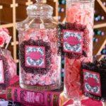 Pink Candy Buffett