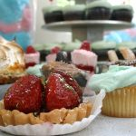 Jordan's 1st Birthday dessertsstrawberry
