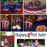 July 4th Ideas for Parties