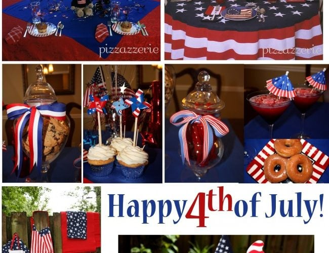 July 4th Party Ideas!