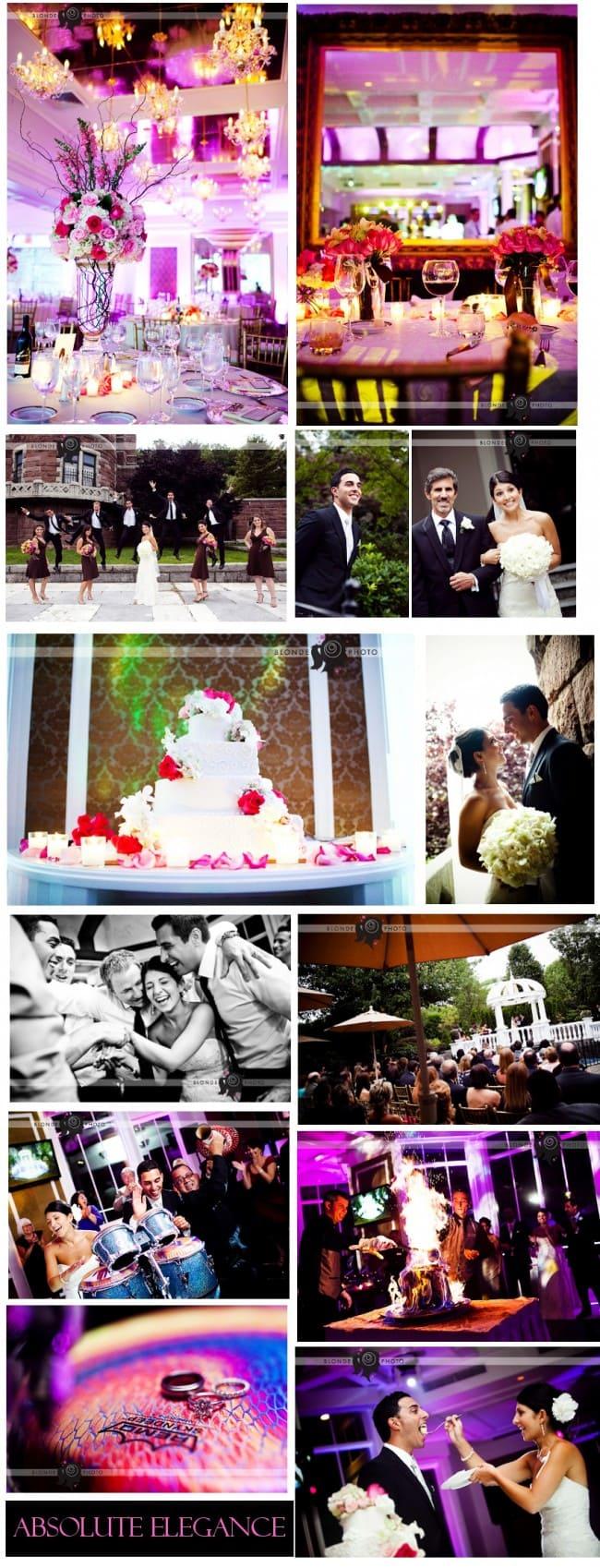 Pink Elegant Wedding