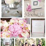 Wedding Showcase {13} Pink & Mocha