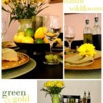 Tuscan Dinner Party
