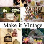 Tips for Vintage Parties