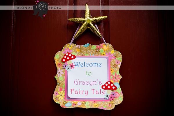 Fairytale 1st Birthday!
