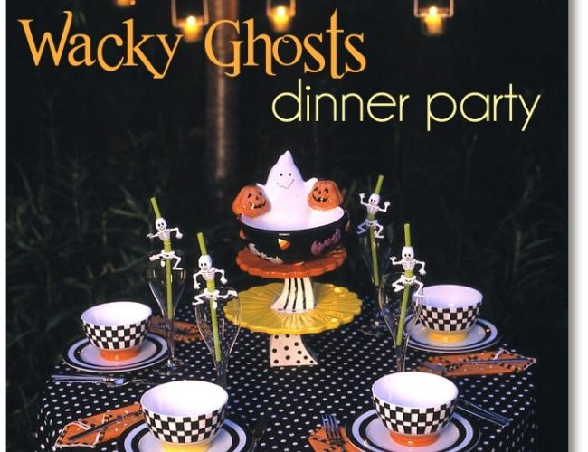 Wacky Ghosts Dinner Party