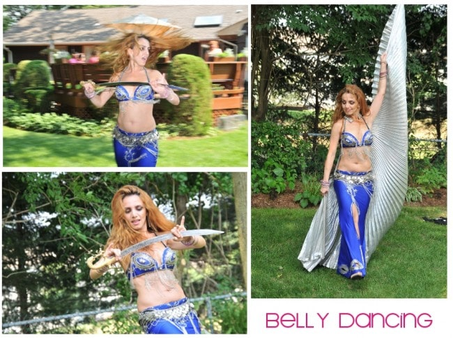 belly dancing party pictures