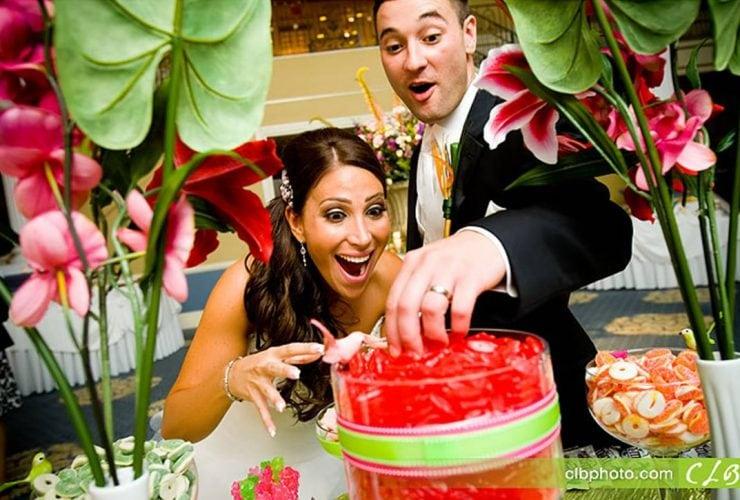 Wedding Showcase {17} Tropical Wedding
