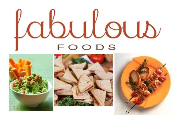 fabulous foods recipes