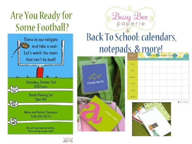 busy bee paperie
