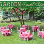 Pink Garden Bridal Shower
