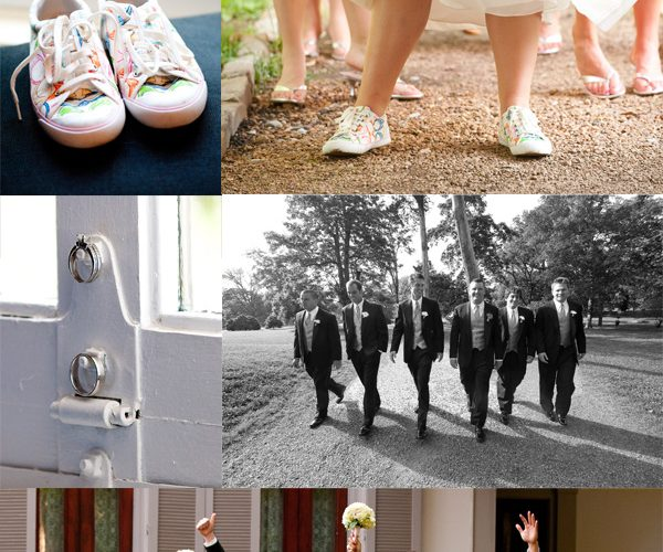 Wedding Showcase {18} – A Black & Pink Affair