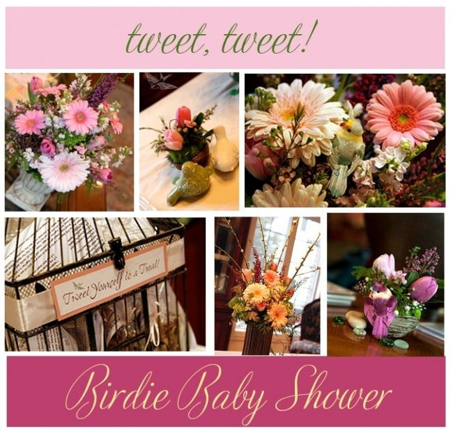 birdie baby shower picture