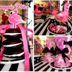 whoopie pies for pink flamingo party