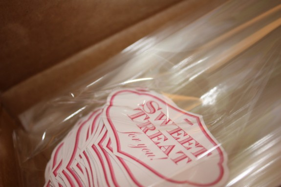 Tori Spelling Favor Tags for Simply Simone Baby Shower