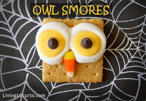 living locurto owl smores