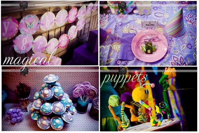 fairytale party