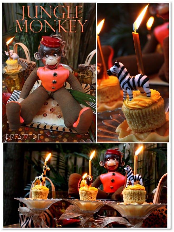 jungle monkey party