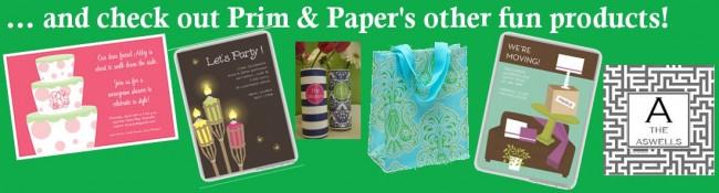 prim paper products