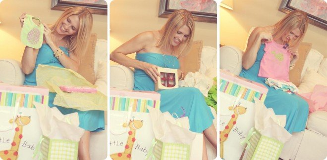 Susan Gentile Photography of Sweet Vintage Nest Baby Shower