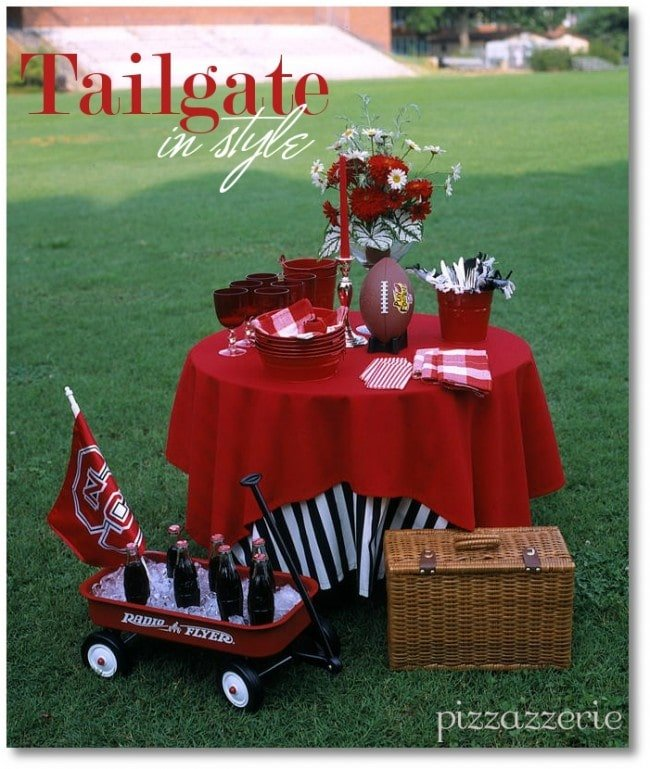 tailgate in style nc state table
