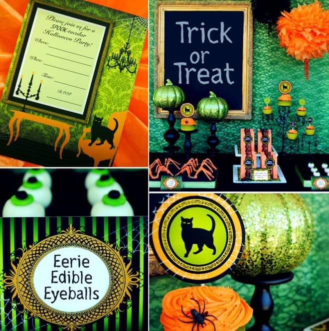 free halloween printables for party