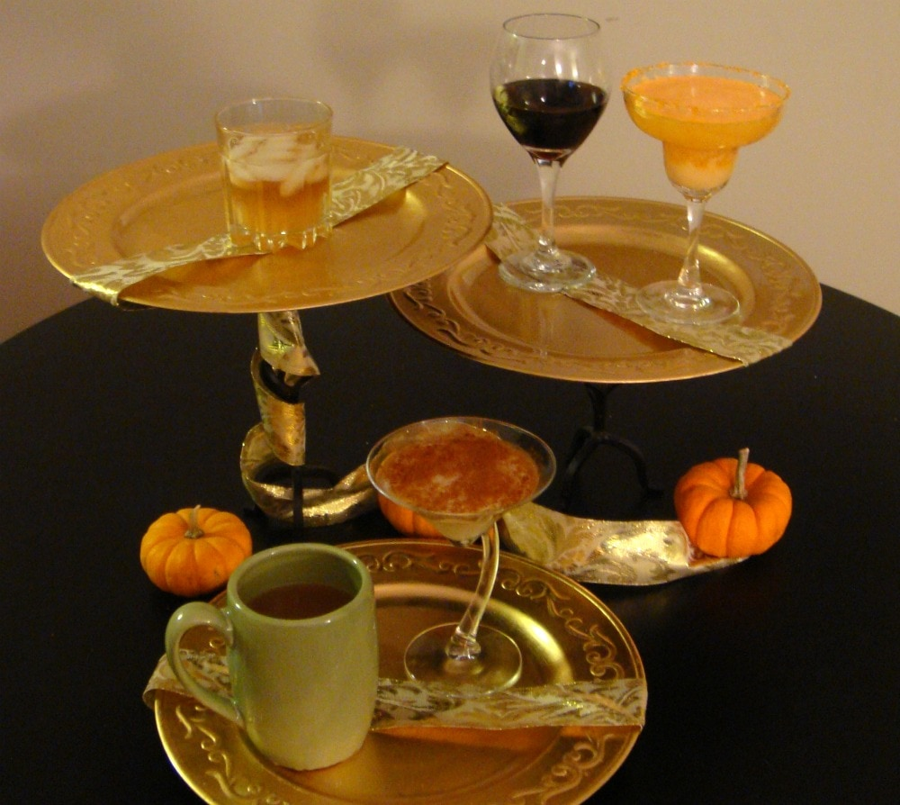 Autumn Cocktails: Autumn Cocktails